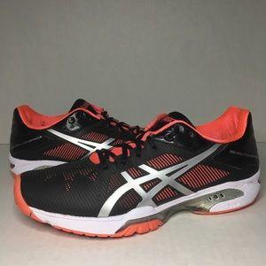 Asics Gel Solution Speed 3 Tennis Shoe